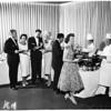 Food -- Hilton, 1958