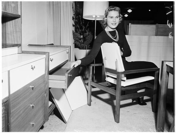 Furniture Mart, 1958
