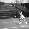 Tennis -- Southern California Championships, 1958
