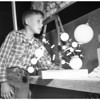 Southern California science fair, 1957