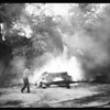 Chatsworth brush fire, 1957