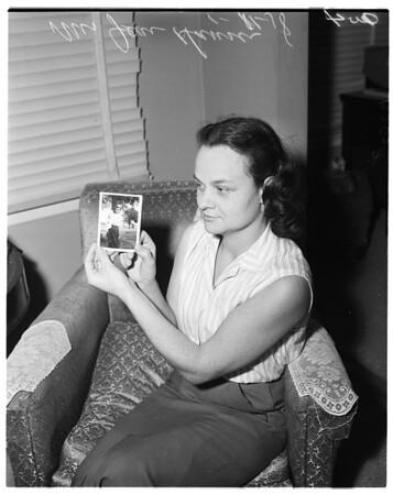 Murder of Beryl Creech, 1958