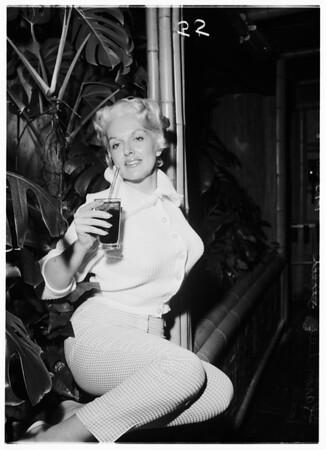 Street-Lee, 1958