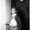 Warner will contest, 1957