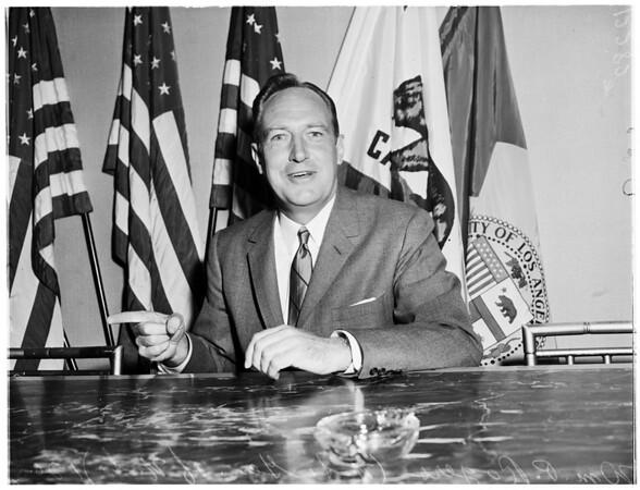 United States Attorney General, 1958