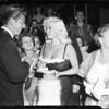 Beau James premiere, 1957