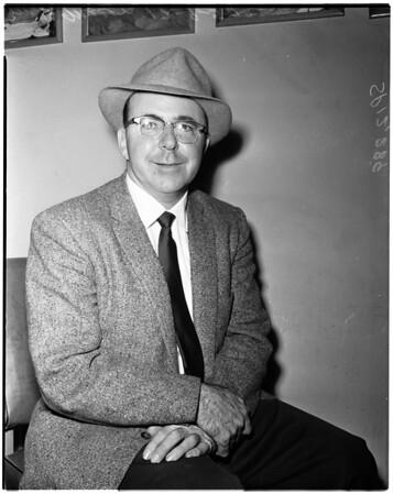 Ernie Mason, 1957