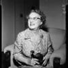 Irene Dockweiler, 1957