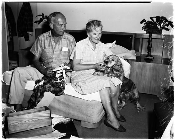 Robbery (Covina Knolls), 1958