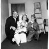 Scoutorama fashion show at Beverly Hilton hotel, 1958