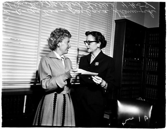 Stanwyck, 1958