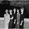 USC homecoming queen, 1961