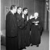 New judges, 1960