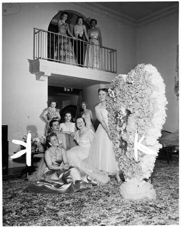 Story Book Ball, 1954