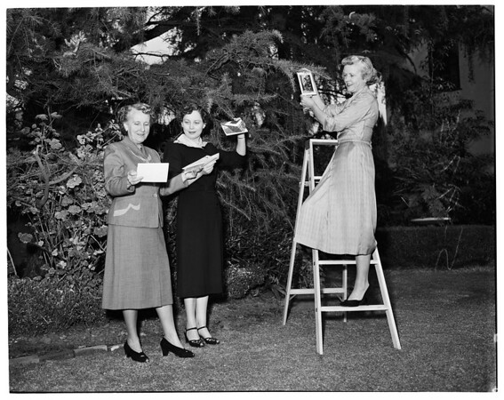 Bookworks of Assistance League, 1952