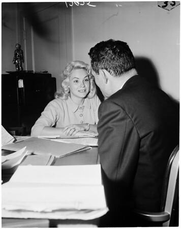 Jacobsen murder trial, 1961
