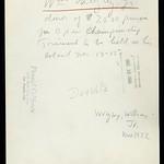 William Wrigley, Jr., 1929