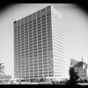Travelers Building - 22 stories high at Wilshire and Ardmore, 1961