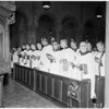 Episcopal church ordination of deacons, 1961