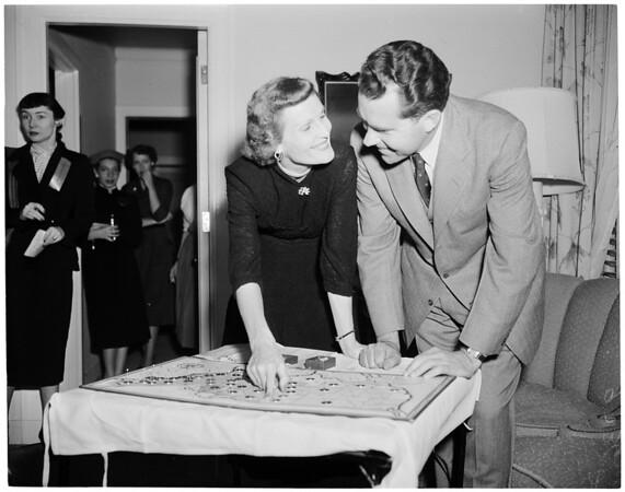 Senator Nixon, 1952
