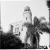 Benedict castle in Riverside sold to Catholic order of servants of Mary for $85,000 -- it will be a six-year school for priesthood trainees, 1952