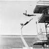 Swimming, 1958