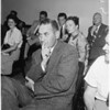 Zoo hearing, 1957