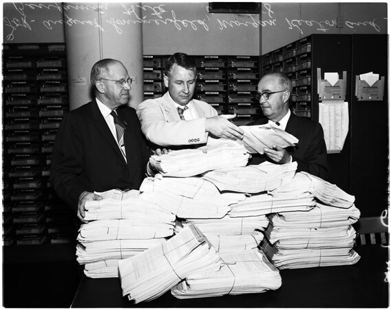 Right to work petitions, 1958