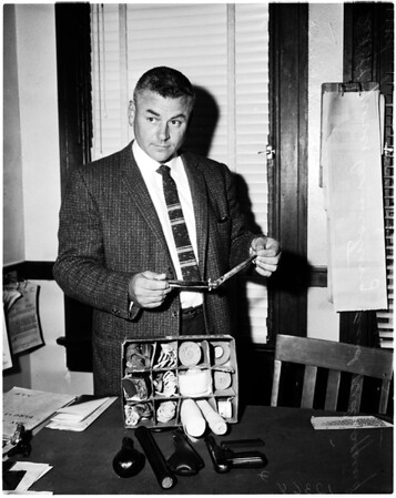 Attorney Walter Heil kidnaping, 1958