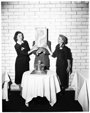 National Secretary's Association, 1953