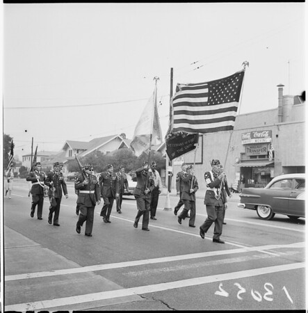 Veterans Day, 1961