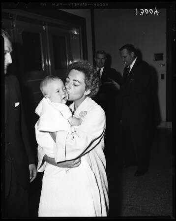 Kidnapped baby (returned), 1961