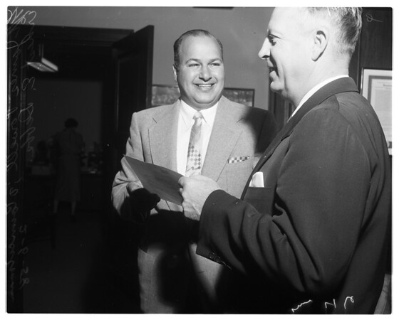 Brotherhood Week (Brotherhood award), 1958