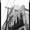 First Masonic Hall to be restored, 1958