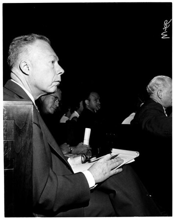 Oil drilling Hearing, 1959