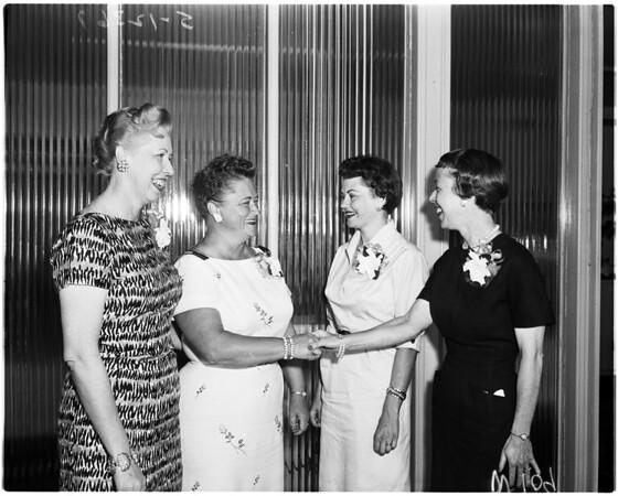 Children's Home Society, 1958