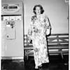 Mrs. Barron hit--run, 1958