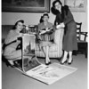 Friday Morning Club Juniors, 1954
