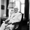 Doctor Rufus von Kleinsmid, 1958