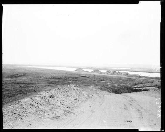 Zuma Beach, Long Beach Golf Course and L.A. Marina (Dominguez Dump), 1961