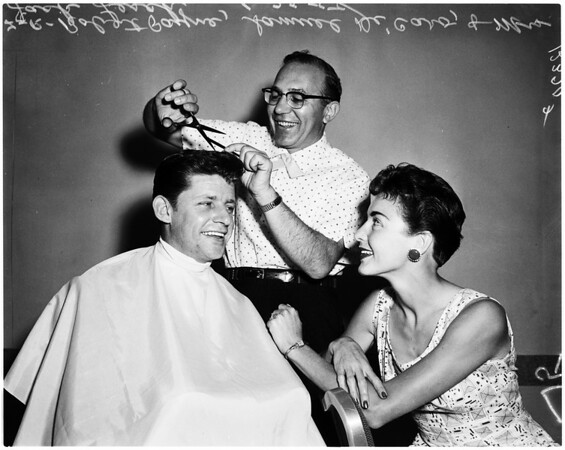 Barbers convention, 1958