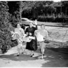 Doll Fair Committee, 1953