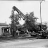 Flood control, 1958
