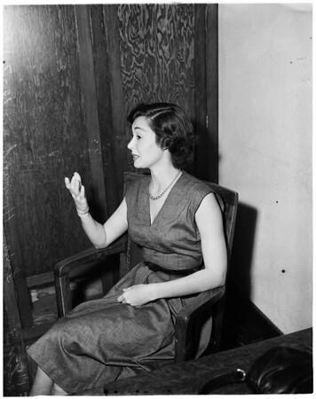 Custody, 1952