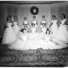 Valley Hunt Club Ball, 1953