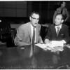 Mistaken identity in robbery, 1960