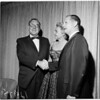 Testimonial dinner for Lieutenant Governor Anderson, 1961