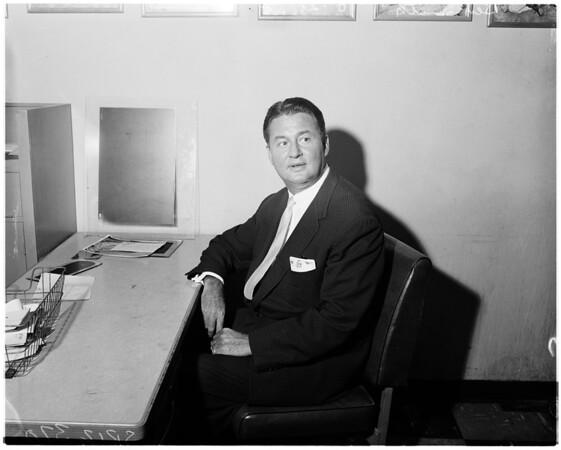 Ben Smith, 1958