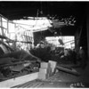 Accidental explosion at Manufacturing company 4187 Sheila Street, 1958