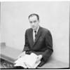 John G. Oppenheimer, 1961